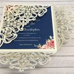laser-cut-navy-cream-wedding-invitation